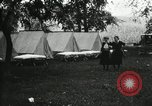 Image of group camping Maryland United States USA, 1921, second 5 stock footage video 65675031997