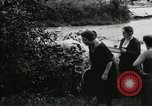 Image of group camping Maryland United States USA, 1921, second 57 stock footage video 65675031997