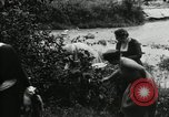 Image of group camping Maryland United States USA, 1921, second 61 stock footage video 65675031997