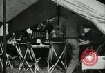 Image of group camping Maryland United States USA, 1921, second 12 stock footage video 65675031998