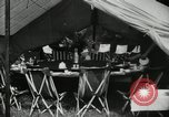 Image of group camping Maryland United States USA, 1921, second 17 stock footage video 65675031998