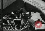 Image of group camping Maryland United States USA, 1921, second 19 stock footage video 65675031998