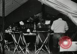 Image of group camping Maryland United States USA, 1921, second 20 stock footage video 65675031998