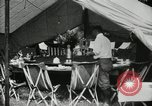 Image of group camping Maryland United States USA, 1921, second 22 stock footage video 65675031998