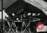 Image of group camping Maryland United States USA, 1921, second 25 stock footage video 65675031998