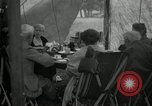 Image of group camping Maryland United States USA, 1921, second 54 stock footage video 65675031998