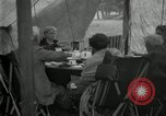 Image of group camping Maryland United States USA, 1921, second 60 stock footage video 65675031998