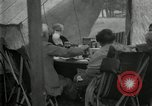 Image of group camping Maryland United States USA, 1921, second 61 stock footage video 65675031998