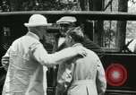 Image of group camping Maryland United States USA, 1921, second 39 stock footage video 65675031999