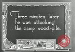 Image of group camping Maryland United States USA, 1921, second 42 stock footage video 65675031999