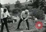 Image of group camping Maryland United States USA, 1921, second 49 stock footage video 65675031999