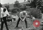 Image of group camping Maryland United States USA, 1921, second 50 stock footage video 65675031999