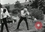 Image of group camping Maryland United States USA, 1921, second 51 stock footage video 65675031999
