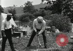 Image of group camping Maryland United States USA, 1921, second 53 stock footage video 65675031999