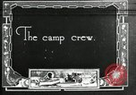 Image of Warren G Harding camping with Ford, Firestone, and Edison Maryland United States USA, 1921, second 1 stock footage video 65675032004
