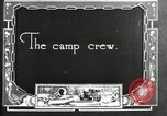 Image of Warren G Harding camping with Ford, Firestone, and Edison Maryland United States USA, 1921, second 3 stock footage video 65675032004