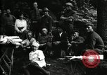 Image of Warren G Harding camping with Ford, Firestone, and Edison Maryland United States USA, 1921, second 5 stock footage video 65675032004