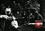 Image of Warren G Harding camping with Ford, Firestone, and Edison Maryland United States USA, 1921, second 6 stock footage video 65675032004