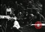 Image of Warren G Harding camping with Ford, Firestone, and Edison Maryland United States USA, 1921, second 8 stock footage video 65675032004