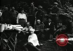Image of Warren G Harding camping with Ford, Firestone, and Edison Maryland United States USA, 1921, second 10 stock footage video 65675032004