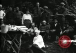 Image of Warren G Harding camping with Ford, Firestone, and Edison Maryland United States USA, 1921, second 11 stock footage video 65675032004