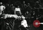 Image of Warren G Harding camping with Ford, Firestone, and Edison Maryland United States USA, 1921, second 12 stock footage video 65675032004