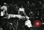 Image of Warren G Harding camping with Ford, Firestone, and Edison Maryland United States USA, 1921, second 14 stock footage video 65675032004