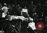 Image of Warren G Harding camping with Ford, Firestone, and Edison Maryland United States USA, 1921, second 15 stock footage video 65675032004