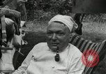 Image of Warren G Harding camping with Ford, Firestone, and Edison Maryland United States USA, 1921, second 26 stock footage video 65675032004