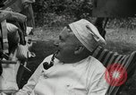 Image of Warren G Harding camping with Ford, Firestone, and Edison Maryland United States USA, 1921, second 31 stock footage video 65675032004