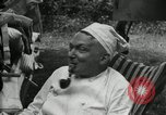 Image of Warren G Harding camping with Ford, Firestone, and Edison Maryland United States USA, 1921, second 32 stock footage video 65675032004