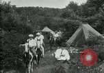 Image of Warren G Harding camping with Ford, Firestone, and Edison Maryland United States USA, 1921, second 57 stock footage video 65675032004
