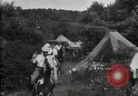 Image of Warren G Harding camping with Ford, Firestone, and Edison Maryland United States USA, 1921, second 59 stock footage video 65675032004