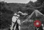 Image of Warren G Harding camping with Ford, Firestone, and Edison Maryland United States USA, 1921, second 61 stock footage video 65675032004