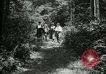 Image of group camping Maryland United States USA, 1921, second 9 stock footage video 65675032007