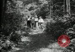 Image of group camping Maryland United States USA, 1921, second 10 stock footage video 65675032007