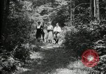 Image of group camping Maryland United States USA, 1921, second 11 stock footage video 65675032007