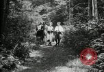 Image of group camping Maryland United States USA, 1921, second 14 stock footage video 65675032007