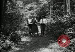 Image of group camping Maryland United States USA, 1921, second 17 stock footage video 65675032007