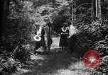 Image of group camping Maryland United States USA, 1921, second 20 stock footage video 65675032007