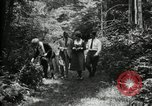 Image of group camping Maryland United States USA, 1921, second 22 stock footage video 65675032007