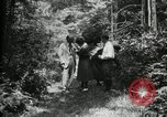 Image of group camping Maryland United States USA, 1921, second 27 stock footage video 65675032007