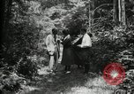 Image of group camping Maryland United States USA, 1921, second 28 stock footage video 65675032007