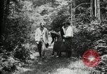 Image of group camping Maryland United States USA, 1921, second 29 stock footage video 65675032007