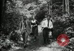 Image of group camping Maryland United States USA, 1921, second 32 stock footage video 65675032007