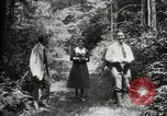 Image of group camping Maryland United States USA, 1921, second 33 stock footage video 65675032007