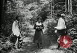 Image of group camping Maryland United States USA, 1921, second 34 stock footage video 65675032007