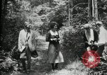 Image of group camping Maryland United States USA, 1921, second 35 stock footage video 65675032007