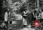 Image of group camping Maryland United States USA, 1921, second 36 stock footage video 65675032007