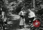 Image of group camping Maryland United States USA, 1921, second 37 stock footage video 65675032007